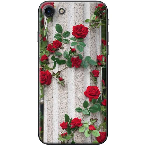 Ốp lưng nhựa dẻo iPhone 7 Hoa hồng