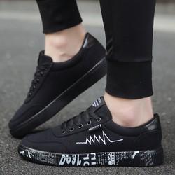 Giày thể thao nam đế chữ Style hàn quốc 2018