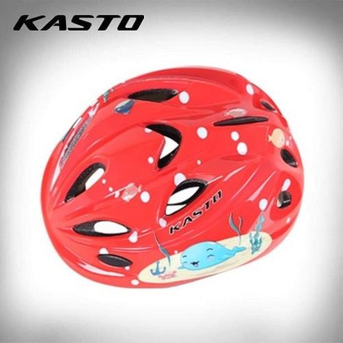 Nón bảo hiểm thể thao trẻ em Kasto hình cá _ màu đỏ - 4124091 , 10254174 , 15_10254174 , 220000 , Non-bao-hiem-the-thao-tre-em-Kasto-hinh-ca-_-mau-do-15_10254174 , sendo.vn , Nón bảo hiểm thể thao trẻ em Kasto hình cá _ màu đỏ