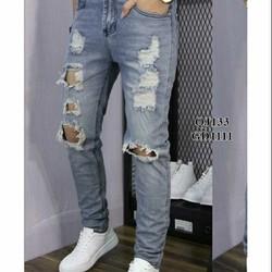 quần jean nam rách 0114