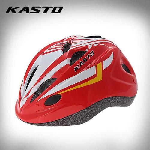 Nón bảo hiểm thể thao trẻ em Kasto _ màu đỏ - 4122487 , 10251377 , 15_10251377 , 220000 , Non-bao-hiem-the-thao-tre-em-Kasto-_-mau-do-15_10251377 , sendo.vn , Nón bảo hiểm thể thao trẻ em Kasto _ màu đỏ
