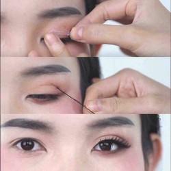 Miếng dán tạo mí mắt dạng lưới [ 300đôi ]