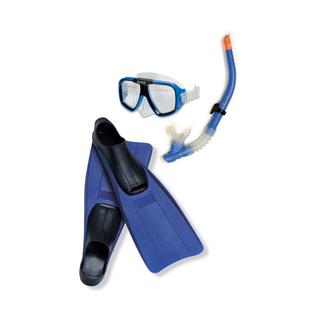 Bộ sản phẩm chân vịt, kính bơi, ống thở cao cấp- siêu phẩm cho mùa hè - 033 thumbnail
