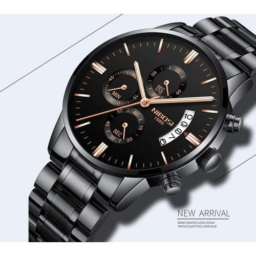 Đồng hồ thể thao authentic nibosi