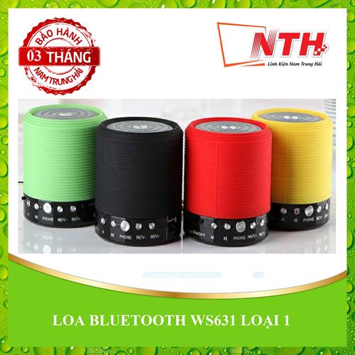 Loa bluetooth ws-631 loại 1
