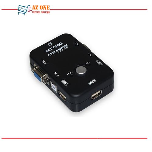 Usb kvm switches 2 ports mt- viki