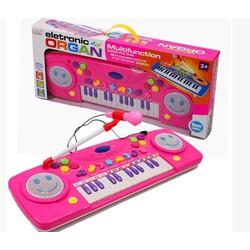 đồ chơi đàn Organ điện tử- đồ chơi âm nhạc- đồ chơi trẻ em
