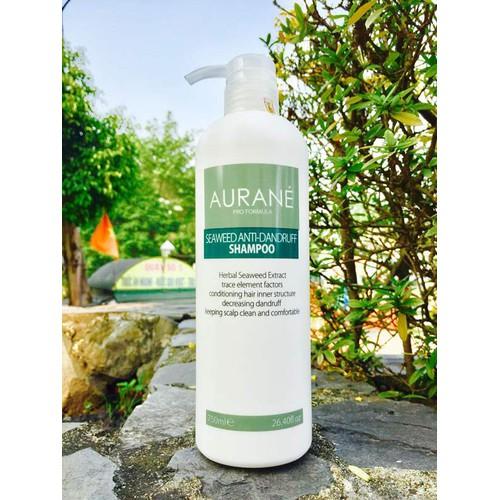 Dầu gội trị gàu Aurane Seaweed Anti Dandruff 750ml