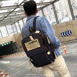Balo nam thời trang đựng laptop, Balo nam đẹp du lịch, đi học ST139B