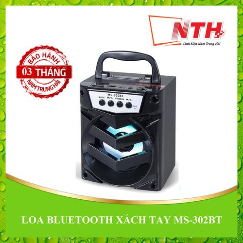 Loa bluetooth xách tay ms-302bt