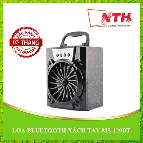 LOA BLUETOOTH XÁCH TAY MS-129BT