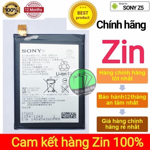 Pin dành cho SONY_Xperia Z5 Premium chuẩn Zin| Pin
