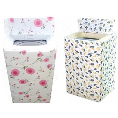 Áo trùm máy giặt 8-10kg loại dày bảo vệ tối ưu