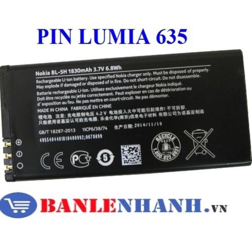 PIN NOKIA 635 BL-5H