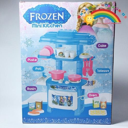 Đồ chơi mini kitchen Frozen  KE316
