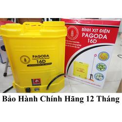 Máy phun thuốc, bình phun thuốc trừ sâu Pagoda 16