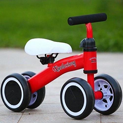 Xe- Xe chòi chân 4 bánh tự cân bằng cho bé
