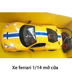 xe đua điều khiển ferrari tỉ lệ 1-12 lớn - 1326 - RC