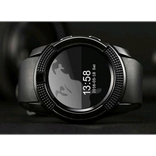 Đồng hồ Thông minh V8 Mặt tròn Cực đẹp - 4132117 , 10264966 , 15_10264966 , 290000 , Dong-ho-Thong-minh-V8-Mat-tron-Cuc-dep-15_10264966 , sendo.vn , Đồng hồ Thông minh V8 Mặt tròn Cực đẹp