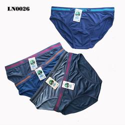 Bộ 10 quần lót nam Aromen - Thun lạnh cao cấp