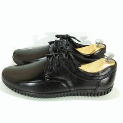 Giày Tây HP-Giày da bò, cột dây TT-568