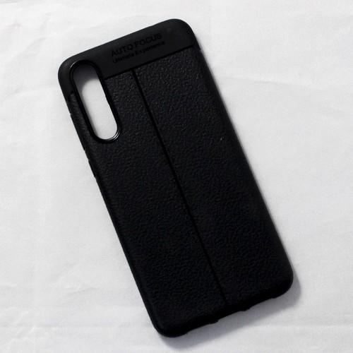 Ốp lưng sần Huawei P20 Pro dẻo đen