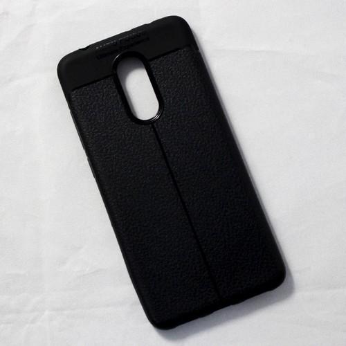 Ốp lưng sần Xiaomi Redmi 5 dẻo đen