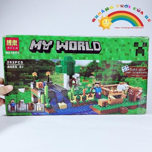 Bộ lắp ghép thông minh My World No.10175 KD230