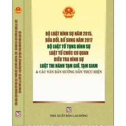 Bộ luật hình sự năm 2015 sửa đổi 2017
