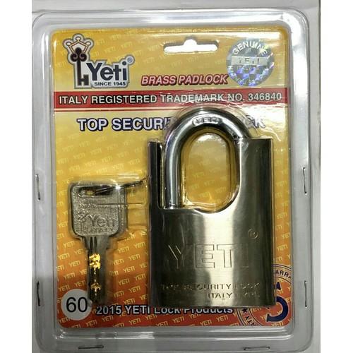 Ổ khoá chống cắt Yeti 60mm