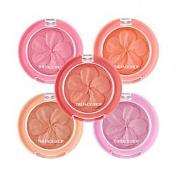 Má hồng The Face Shop Blush Pop từ Hàn Quốc 3.8g