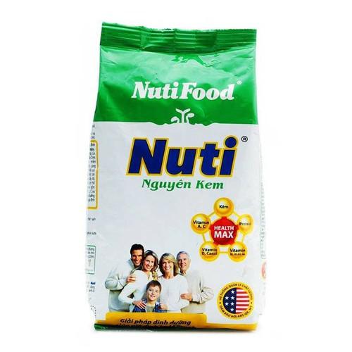 Sữa bột Nuti Nguyên kem gói 400g - 4132538 , 10265027 , 15_10265027 , 65000 , Sua-bot-Nuti-Nguyen-kem-goi-400g-15_10265027 , sendo.vn , Sữa bột Nuti Nguyên kem gói 400g