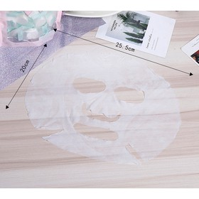 Combo 50 Khăn giấy Nén Đắp Mặt Nạ - giấy Nén Đắp Mặt Nạ