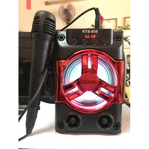 Loa blutooth karaoke Speaker Mini KTS936 tặng micro - 4129099 , 10261606 , 15_10261606 , 429000 , Loa-blutooth-karaoke-Speaker-Mini-KTS936-tang-micro-15_10261606 , sendo.vn , Loa blutooth karaoke Speaker Mini KTS936 tặng micro