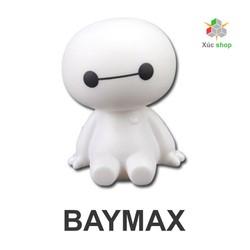 Đồ chơi mô hình Baymax - Lắc Đầu - Big Hero 6