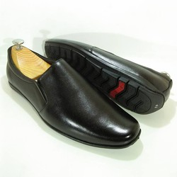 Giày Tây HP-Giày lười nam, da bò KA-627