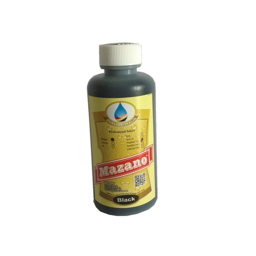 Mực đen không phai Pigment UV cho máy Epson L350, L355, L555
