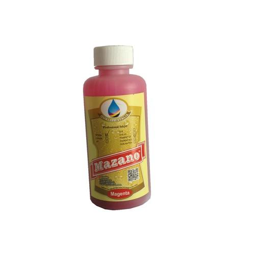 Mực đỏ không phai Pigment UV cho máy Epson L350, L355, L555
