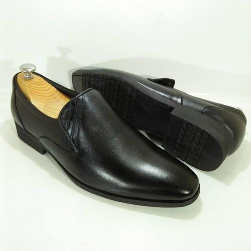 Giày lười nam, da bò KT-182