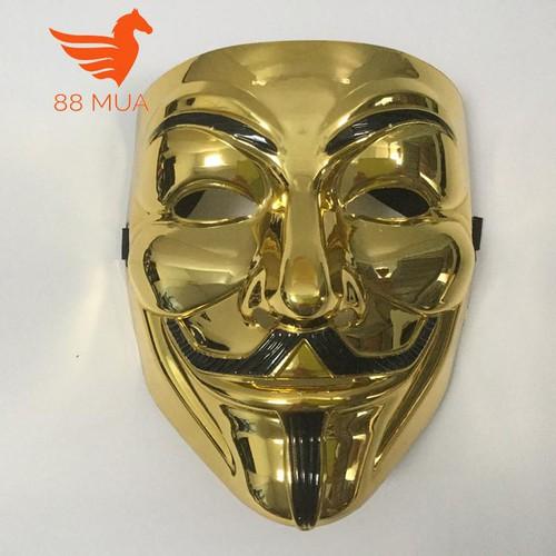 Mặt Nạ   Mặt Nạ hacker halloween màu vàng - 4137522 , 10272053 , 15_10272053 , 28600 , Mat-Na-Mat-Na-hacker-halloween-mau-vang-15_10272053 , sendo.vn , Mặt Nạ   Mặt Nạ hacker halloween màu vàng