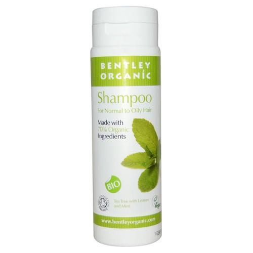 Dầu gội dành cho tóc thường và dầu bentley organic