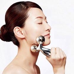 Làm đẹp Da mặt đón tết: Dụng Cụ Massage 3D