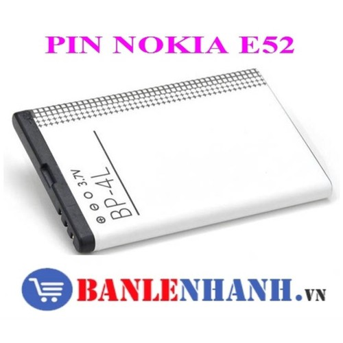 PIN NOKIA E52