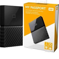Ổ cứng di động 1TB Western Digital My Passport mới, bảo hành 3 năm