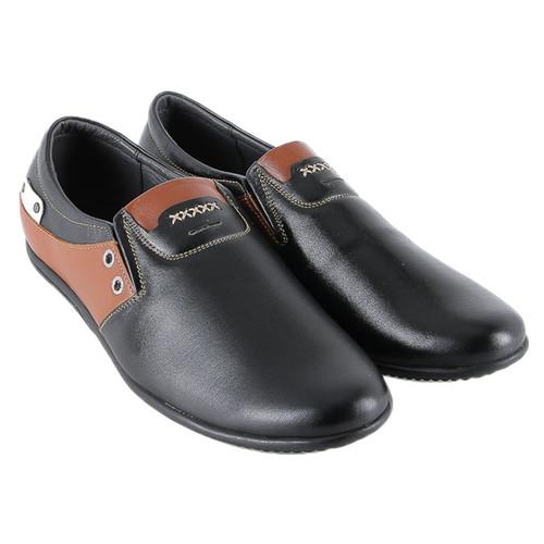 Giày mọi nam Huy Hoàng da bò cao cấp màu đen phối da SH3877 - 4141214 , 10276788 , 15_10276788 , 909000 , Giay-moi-nam-Huy-Hoang-da-bo-cao-cap-mau-den-phoi-da-SH3877-15_10276788 , sendo.vn , Giày mọi nam Huy Hoàng da bò cao cấp màu đen phối da SH3877