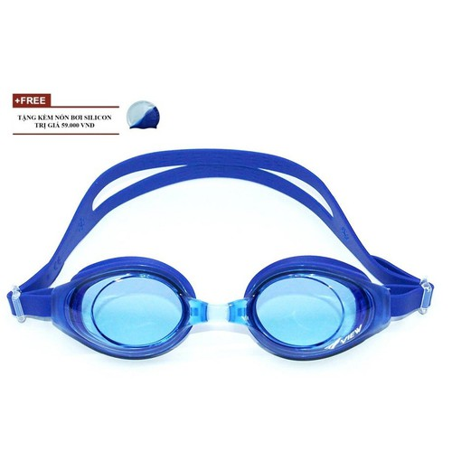 kính bơiViewV610 + tặng mũ bơi silicon