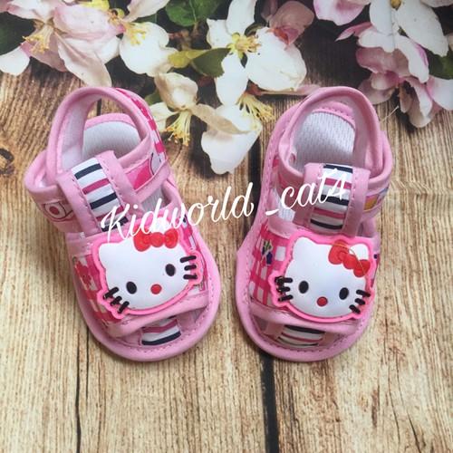 Giày vải tập đi cho bé gái - có hộp - 4142405 , 10278553 , 15_10278553 , 32000 , Giay-vai-tap-di-cho-be-gai-co-hop-15_10278553 , sendo.vn , Giày vải tập đi cho bé gái - có hộp
