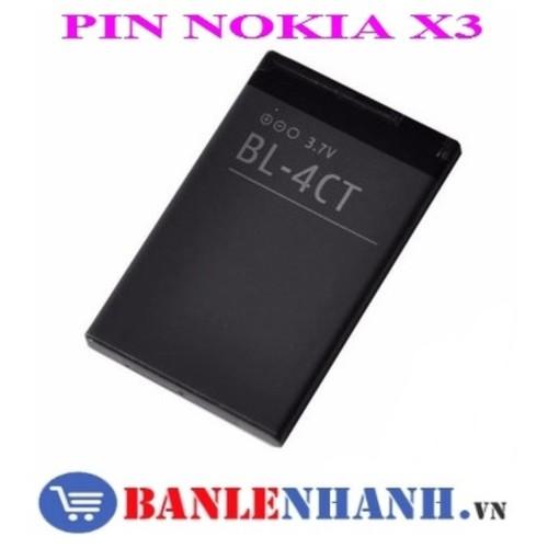PIN NOKIA X3