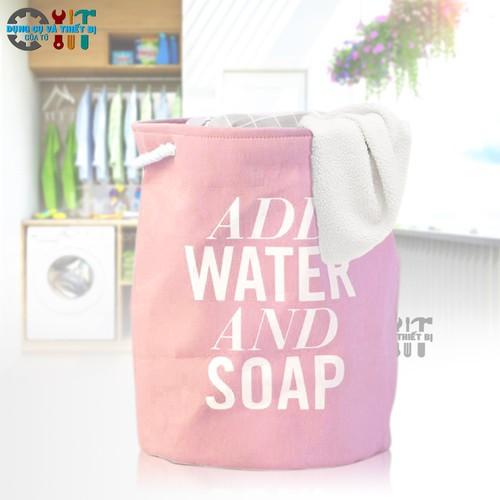 GIỎ VẢI ĐỰNG ĐỒ GIẶT ĐỒ CÁ NHÂN ĐA NĂNG ADD WATER AND SOAP - 4143485 , 10279888 , 15_10279888 , 159000 , GIO-VAI-DUNG-DO-GIAT-DO-CA-NHAN-DA-NANG-ADD-WATER-AND-SOAP-15_10279888 , sendo.vn , GIỎ VẢI ĐỰNG ĐỒ GIẶT ĐỒ CÁ NHÂN ĐA NĂNG ADD WATER AND SOAP