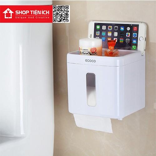 Kệ đựng giấy vệ sinh kiểu dáng sang trọng cho nhà tắm